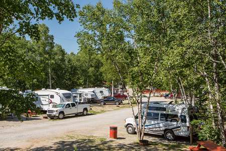 Camping Le Tipi et Camping Tadoussac