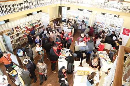 Kwahiatonhk! The First Nations Book Fair